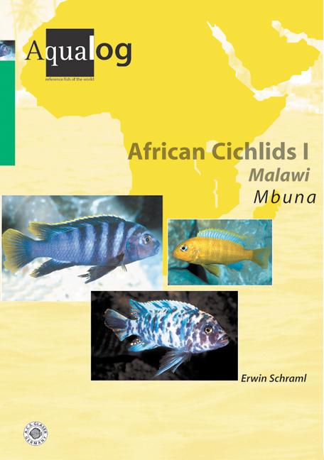 Aqualog African Cichlids I Malawi Mbuna