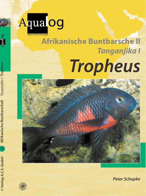 Aqualog Afrikanische Buntbarsche 2. Tanganjika 1. Tropheus