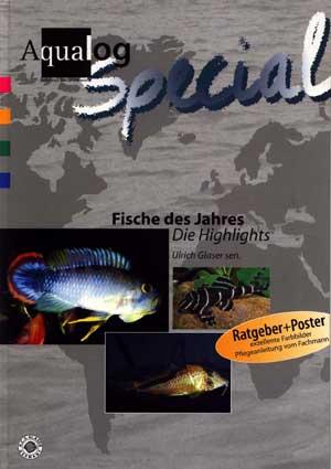 Aqualog Fische des Jahres