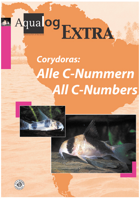 Aqualog Corydoras Alle C Nummern all C Numbers