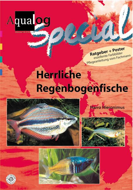 Aqualog Herrliche Regenbogenfische