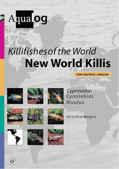Aqualog Killifishes Of The World New World Killis III