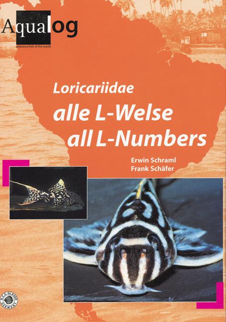 Aqualog Loricariidae alle L nummern All L numbers