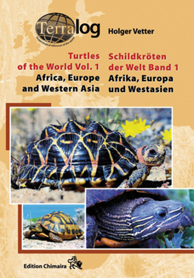 Aqualog Schildkröten der Welt Bd. 1 Turtles of the World Vol. 1