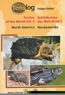 Aqualog Schildkröten der Welt Bd. 2 Turtles of the World Vol. 2