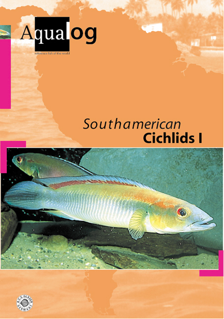 Aqualog South American Cichlids I