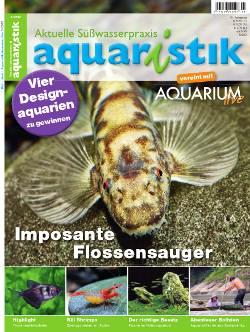 Aquaristik/Aquarium live 3/2012