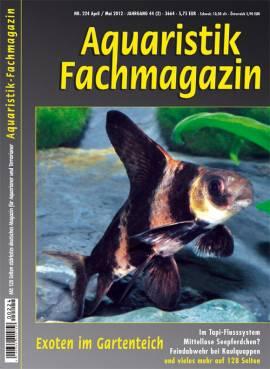 Aquaristik Fachmagazin 224 April/Mai 2012