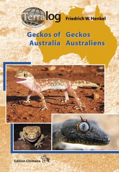 Aqualog Geckos Australiens Geckos of Australia
