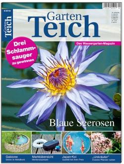 Gartenteich Aktuell 4/2012