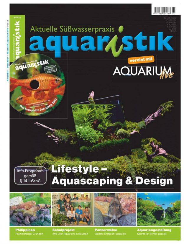 Aquaristik/Aquarium live 6/2012