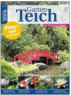 Gartenteich Aktuell 1/2013