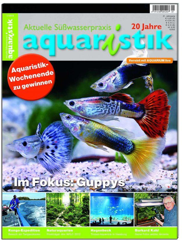 Aquaristik/Aquarium live 1/2013