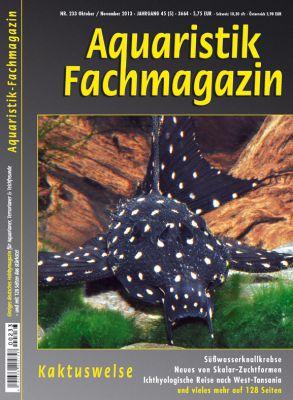 Aquaristik Fachmagazin 233 Oktober/November 2013