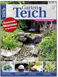 Gartenteich aktuell 4 2013 for Gartenteich muscheln