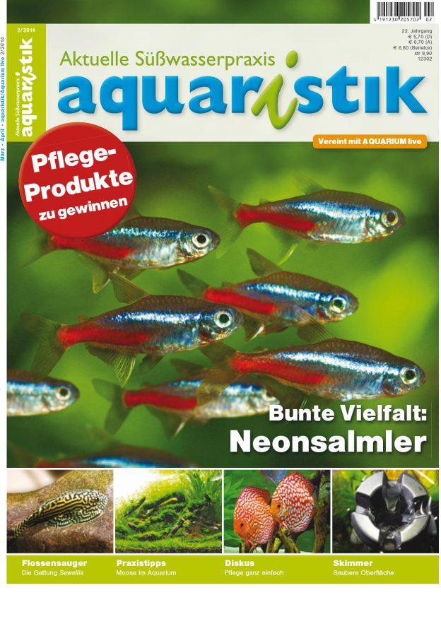 Aquaristik/Aquarium live 2/2014