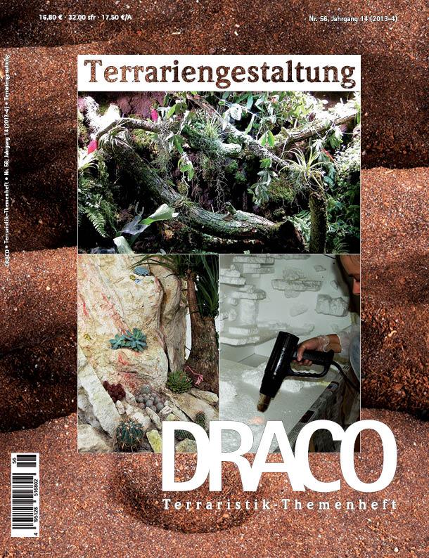 DRACO 56 – Terrariengestaltung 1-2014