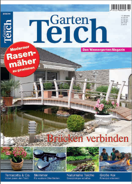 Gartenteich Aktuell 2/2014