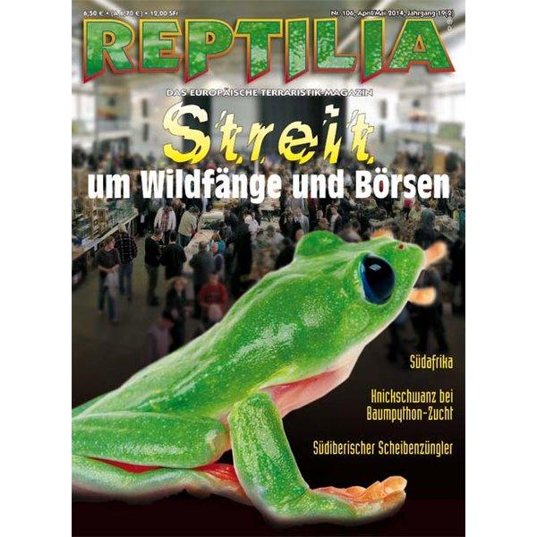 reptilia 106 streit um wildfaenge und boersen april mai 2014