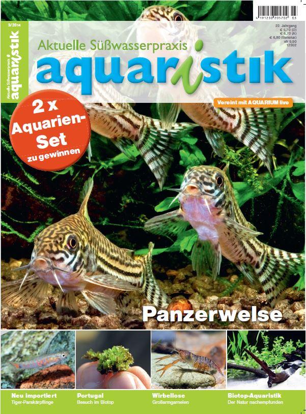 Aquaristik/Aquarium live 3/2014