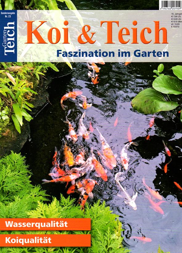 Koi & Teich – Gartenteich Sonderausgabe