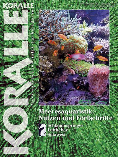 Koralle 87 – Meeresaquaristik: Nutzen und Fortschritte Junil/ Juli 2014