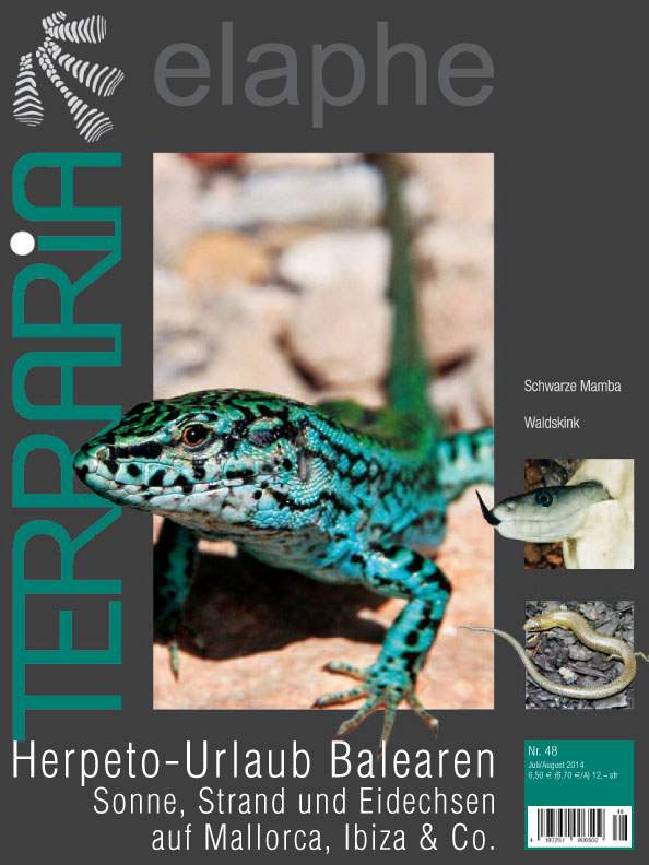 Terraria 48- Herpeto Urlaub Balearen