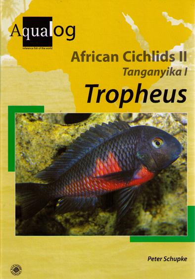 Aqualog African Cichlids II Tanganyika 1 TROPHEUS