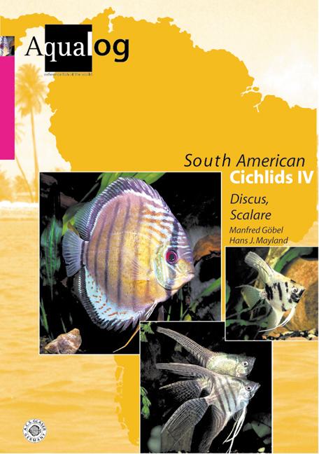 Aqualog South American Cichlids IV Discus & Skalare