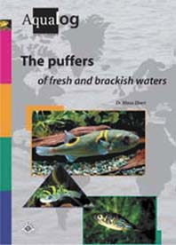 Aqualog The puffers of fresh and brackfish waters
