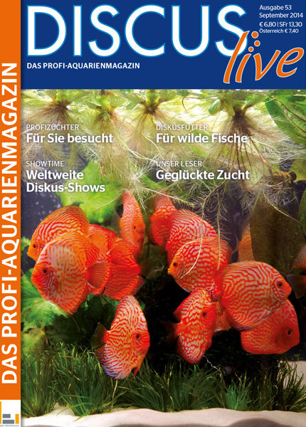 Discus live 53 September 2014