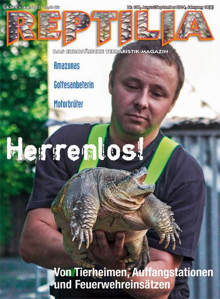 Reptilia 108 - Herrenlos! August / September 2014)