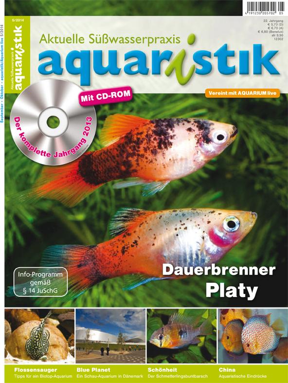 Aquaristik/Aquarium live 5/2014