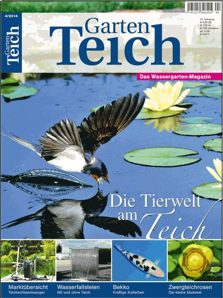 Gartenteich Aktuell 4/2014