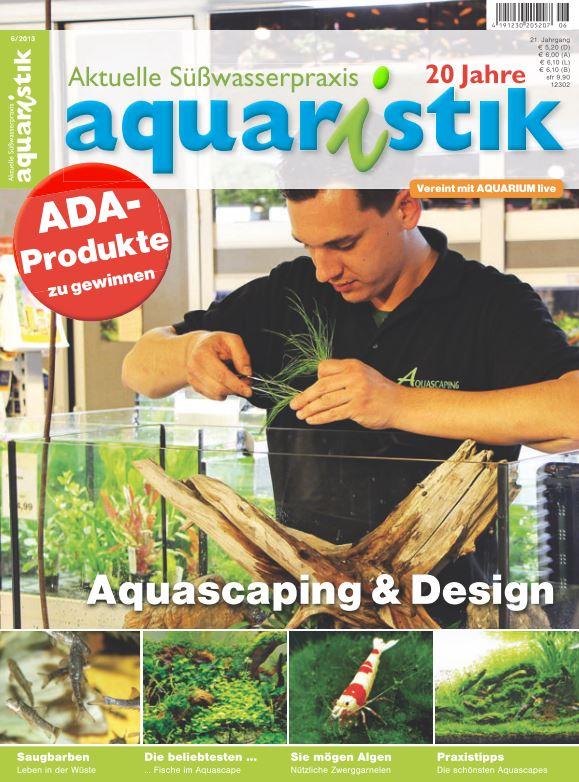 Aquaristik/Aquarium live 6/2013
