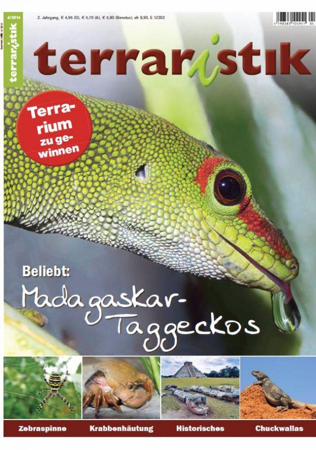 Terraristik 4/2014