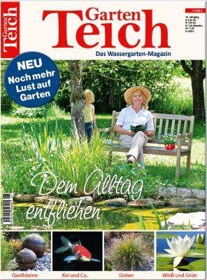 Gartenteich aktuell 1 2015 for Gartenteich muscheln