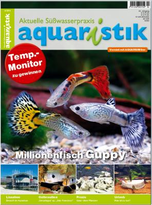 Aquaristik/Aquarium live 4/2015