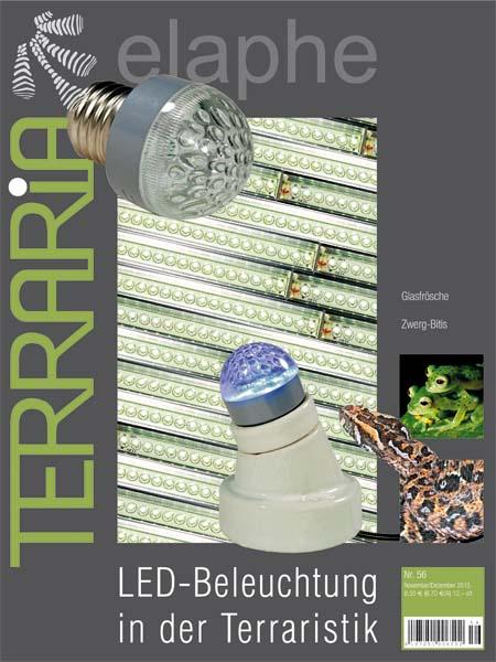 Terraria 56 – LED-Beleuchtung in der Terraristik