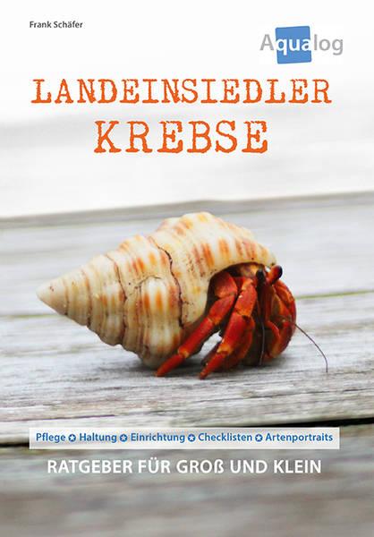 Aqualog Landeinsiedler-Krebse