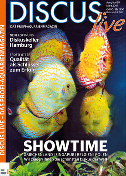Discus live showtime