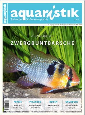 Aquaristik/Aquarium live 1/2016