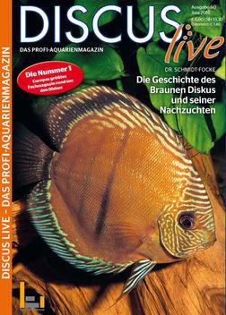 Discus live 60 (Juni 2016)