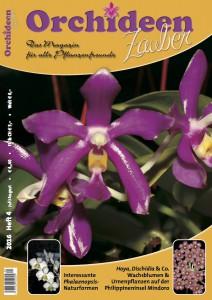 Orchideen Zauber 4 (Juli/Augustl 2016)