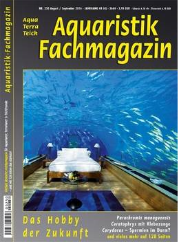 Aquaristik Fachmagazin 250 (August 2016 / September 2016)