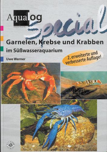 Garnelen, Krebse und Krabben im Süßwasseraquarium