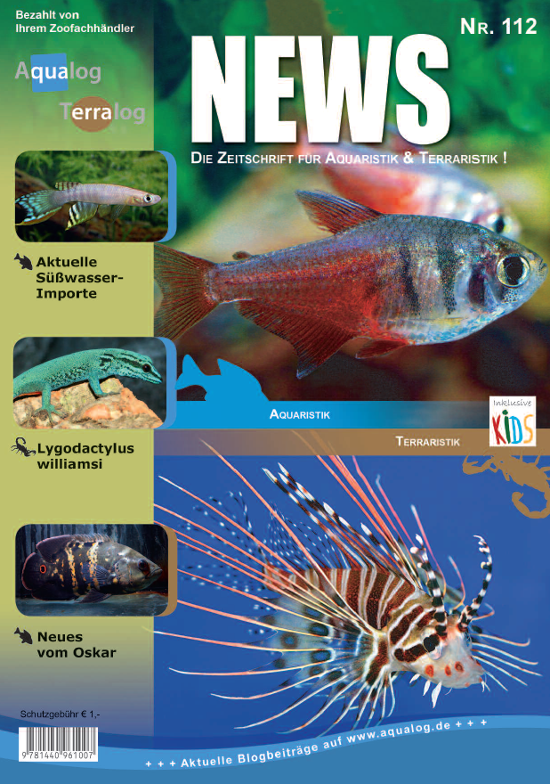 Aqualog News 112