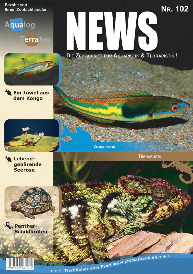 Aqualog news 102