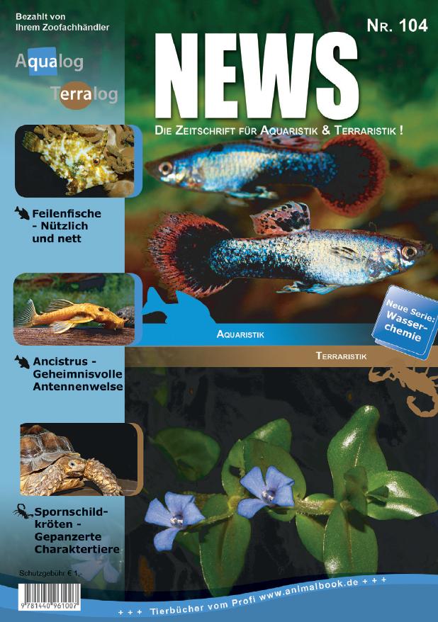 Aqualog news 104