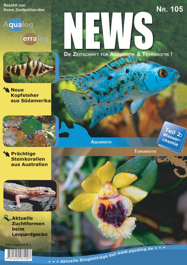 Aqualog news 105